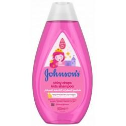JOHNSON'S Kids Shiny Drops Shampoo 300 ml