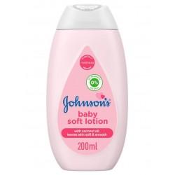 Johnson's Baby Soft Lotion 200 ml