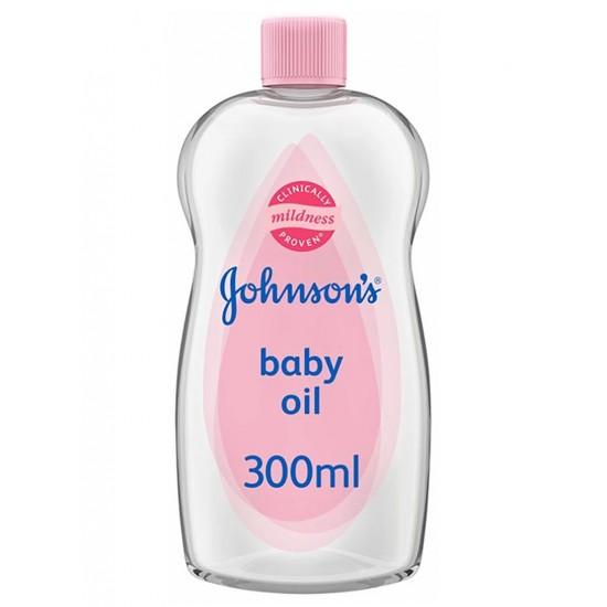 جونسون زيت للاطفال 300 مل