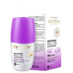 Beesline Beauty Pearl Whitening Roll-On Deodorant White 50 ml