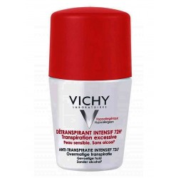 Vichy Roll-on Stress Resist Anti-Perspirant Intensive Treatment 72-hour 50 ml