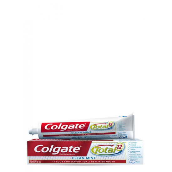 Colgate Toothpaste Total Clean Mint 100 Ml
