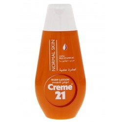 Creme 21 Lotion for Moisturizing - 400 ml