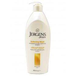 JERGENS Softening Musk Dry Skin Moisturizer 600 ml