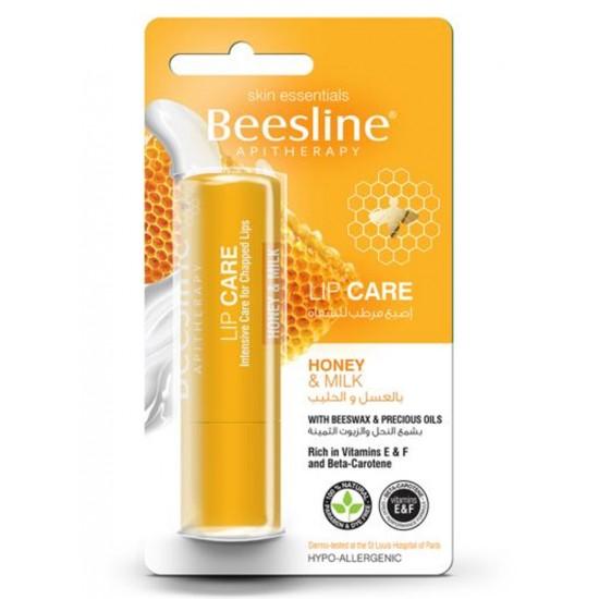 Beesline LIP CARE HONEY & MILK 4 gm
