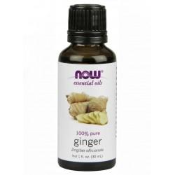 Now Foods- -Ginger Oil 30 Ml