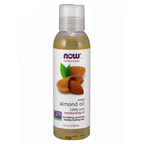 Now Sweet Almond Oil 118 ml