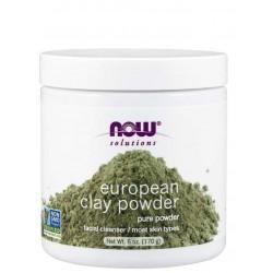 Now Foods European Clay Powder - 170 ml