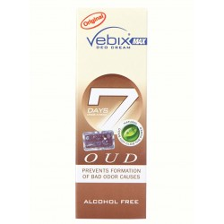 vebix Max Deo Cream Oud 25 ml