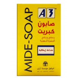 A 3 Sulfur Yellow Soap 100 g