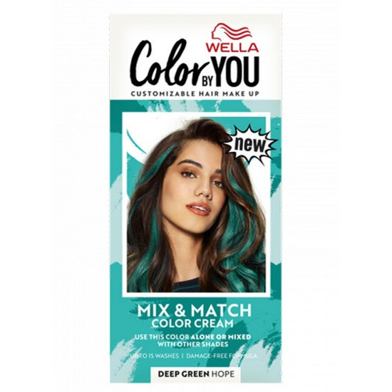 Wella Color By You make Up Deep Green  60ml