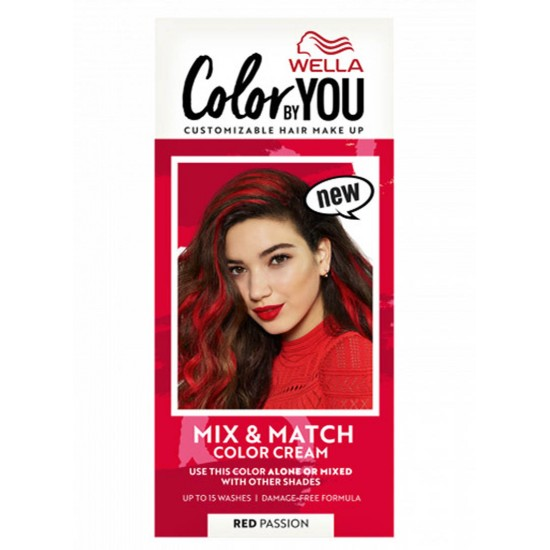 Wella Color By You make Up Red Passion  60ml