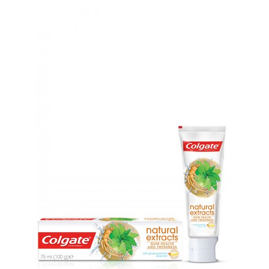 COLGATE NATURAL EXTRACTS ULTIMATE FRESH TOOTHPASTE 75 ML
