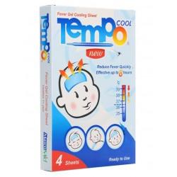 تمبو كول -  ( كمادة )  لخفض الحرارة للأطفال