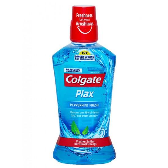 Colgate Plax Peppermint Mouthwash 500ml