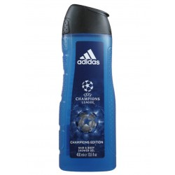 ADIDAS CHAMPIONS EDITION 3IN1 BODY, HAIR AND FACE SHOWER GEL 400ml