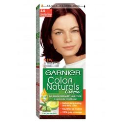 غارنييه صبغة كولر ناتشورالز صبغة شعر بني أحمر داكن 3.6