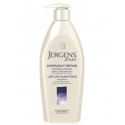 JERGENS Overnight Repair Nightly Restoring Moisturizer 400 ml