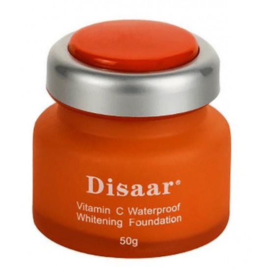 ديسار بيوتي كريم أساس فيتامين سي لتفتيح الوجه - 50ج