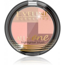 Eveline All In One Highlighter Blush No.01