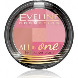 Eveline All In One Highlighter Blush No. 02