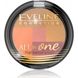 Eveline All In One Highlighter Blush No.03