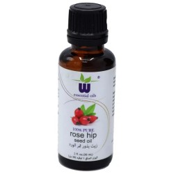 W Solutions Rose Hip Seed Oil 30ml