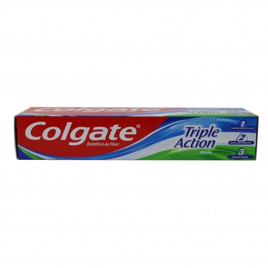 Colgate Toothpaste Triple Action 125 ml