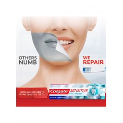 Colgate Toothpaste Pro-Relief Sensitive Repair & Care 75 ml