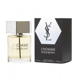 YSL Perfumes L'Homme Eau de Toilette, 100 ml