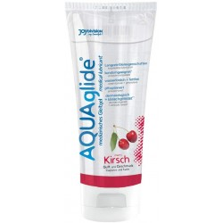 Aquaglide Flavored Lubricant Kirsch - 100 ml