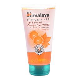 هيمالايا  غسول الوجه بالبرتقال لازالة الاسمرار - 150مل