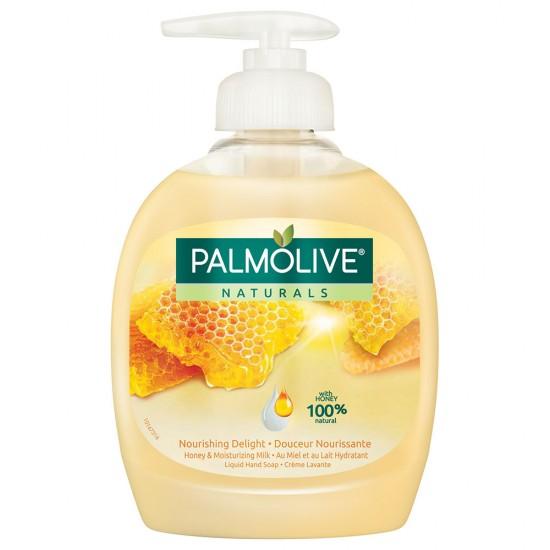 صابون بالموليف سائل للأيدي بالحليب والعسل 300 مل