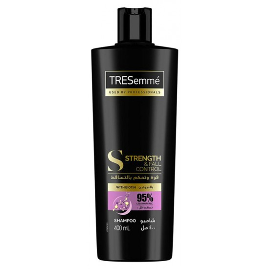 Hair Fall Control And Strengthening Shampoo 400ml