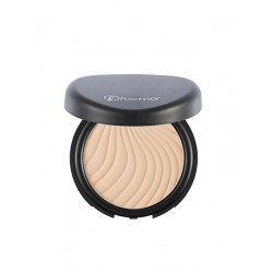 Flormar compact powder wet and dry W02 Rose 10g