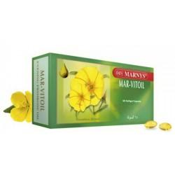 مارنيز مار-ڤيت أويل زيت زهرة الربيع المسائية - 60 كبسولة