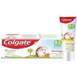 Colgate Baby Tooth Pastes Natural Fruits 2-0 years - 40 ml