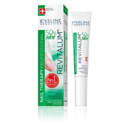 Eveline Thickening Serum For Weak Nails With Olvera - Nail Therapy 8ml