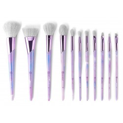 BH Cosmetics Lavender Luxe Brush Set