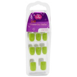 Jellys Easy Press On Nails 24 Nails In 10 Sizes No JE60-012