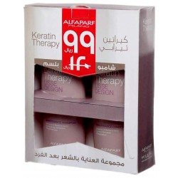 Keratin Therapy Promo pack Shampoo+Conditioner -offer