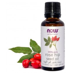 Now Solutions Rose Hip Seed Oil - 30ml