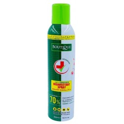 Boutique Anti Bacterial Disinfectant Spray For Multi Purpose Use 300 ml