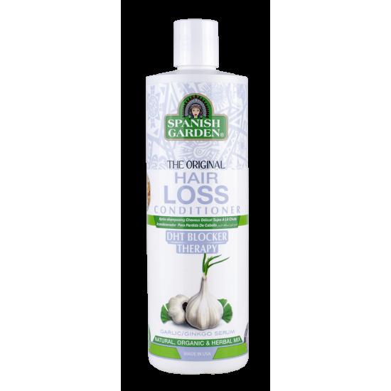 Spanish Garden Hair Loss Conditioner With Garlic Serum 450ml