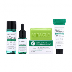 Some By Mi AHA. BHA. PHA 30 Days Miracle Starter - 4 Piece