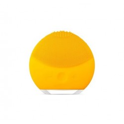Forever The Revolutionary T-Sonic Facial Cleansing Device Yellow