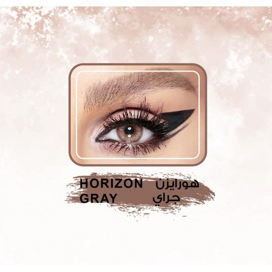 Amara Color Contact Lenses Horizon Gray