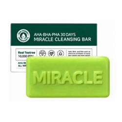 Some By Mi AHA. BHA. PHA 30 Days Miracle Cleansing Bar - 106g
