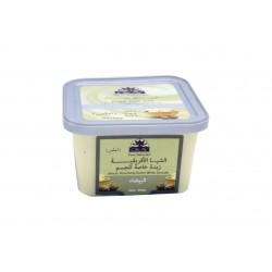 اوكاي زبدة الشا الأفريقية خاصة للجسم البيضاء املس454جرام