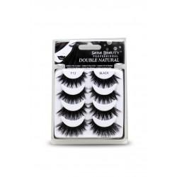 Sarah Beauty Eyelashes Set T12